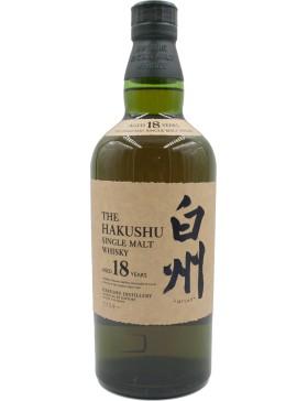 Suntory Hakushu 18 ans