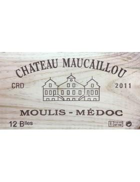 Château Maucaillou 2011 CBO 12 bouteilles