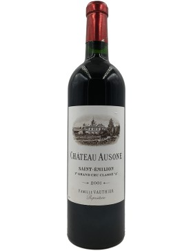 Château Ausone 2001