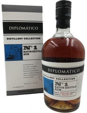 Diplomatico N°1 Batch Kettle Rum