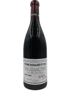 Vosne-Romanée 1er Cru Cuvée Duvault Blochet 2006 - Domaine de la Romanée-Conti